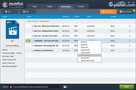 DVDFab Blu-ray Toolkit Screenshot3