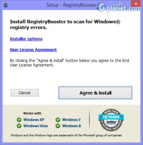 Registry Booster 2014 Screenshot5