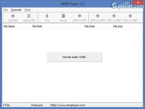 AMR Player 1.3