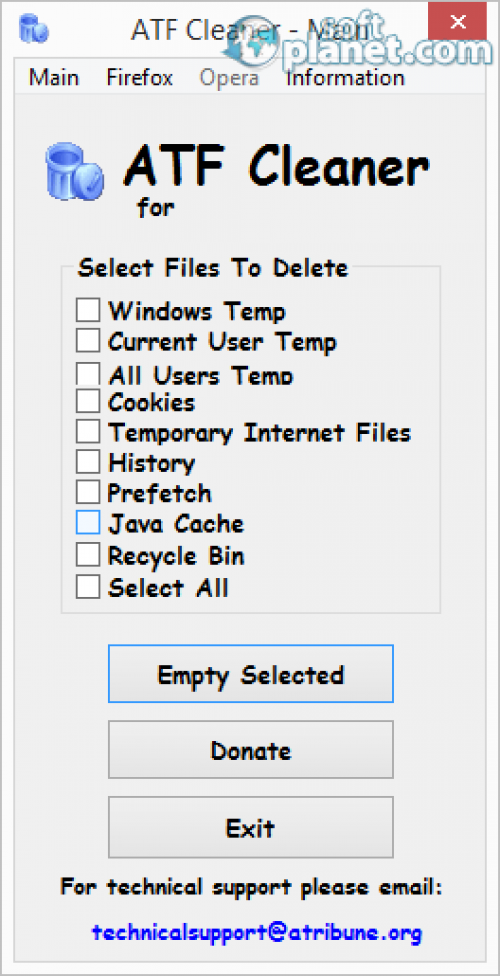 ATF Cleaner 3.0.0.2