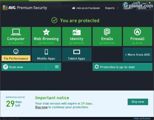 AVG Premium Security 2014.0.4716