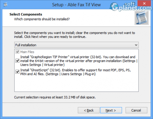 Able Fax TIF View 3.6.7.24