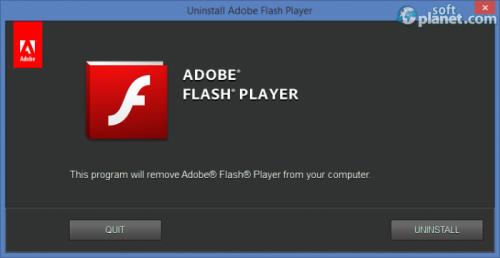 Adobe Flash Player Uninstaller 17.0.0.170