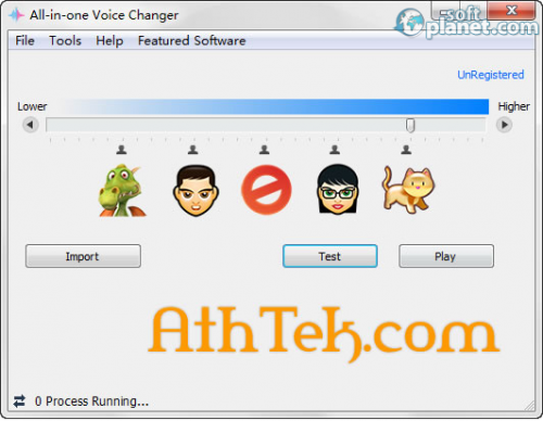 All-in-one Voice Changer 1.5