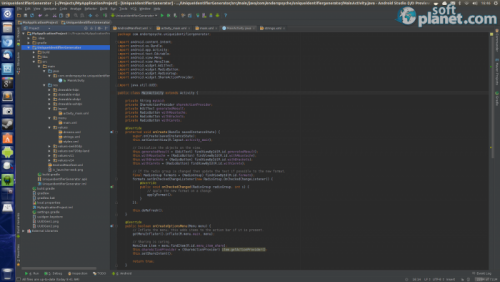 Android Studio 0.3.0
