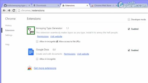 Annoying Typo Generator 1.1