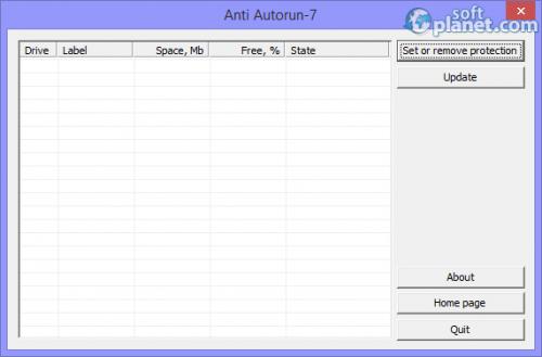 Anti Autorun-7 1.0