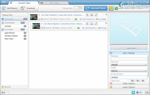Any Video Converter 5.7.6