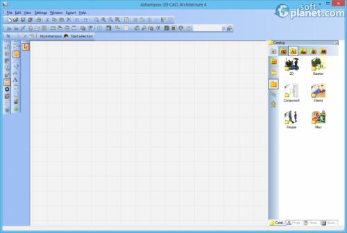 Ashampoo 3D CAD Architecture 4 4.0.1