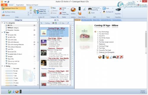Audio-CD-Archiv v7 7.10.727
