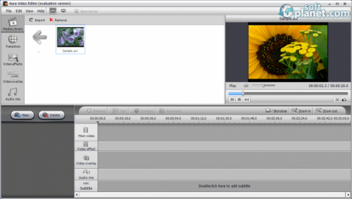 Aura Video Editor 1.1.2