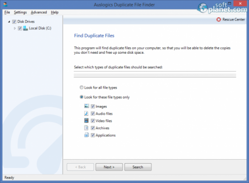 Auslogics Duplicate File Finder 5.1.0.0