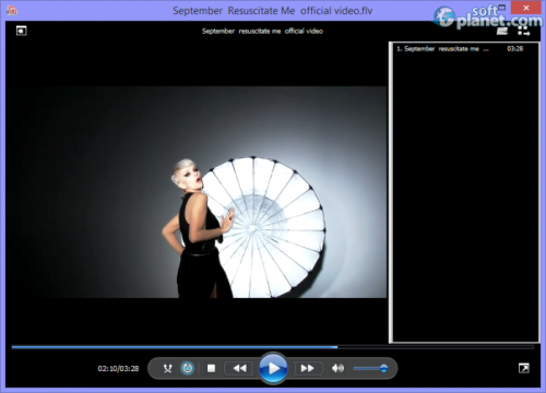 Axara Free FLV Video Player 2.4.7.24