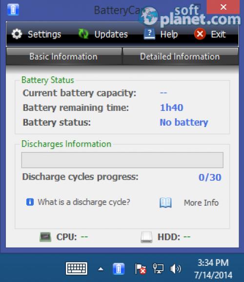 BatteryCare 0.9.20