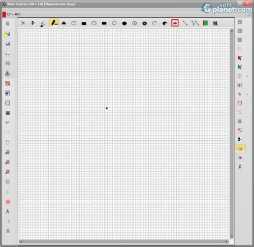 Bitmap2LCD Basic 2.9c