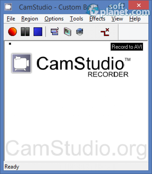 CamStudio 2.6.294