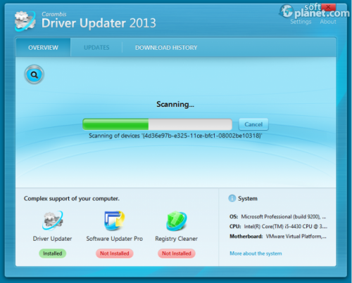 Carambis Driver Updater 2.4.1.3369