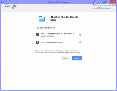 Checker Plus for Google Drive 5.4.5