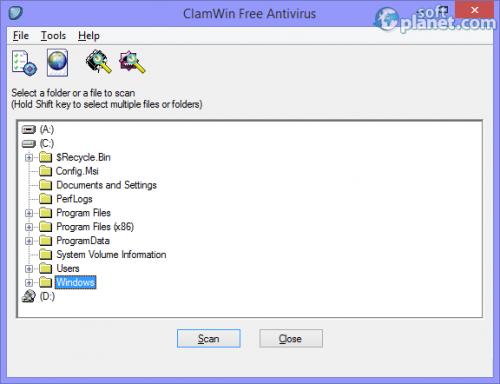 ClamWin Free Antivirus 0.98