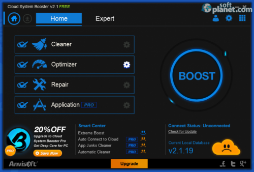 Cloud System Booster 3.5