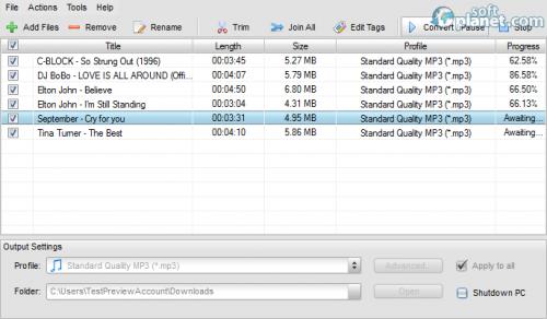Convertidor MP3 2.5