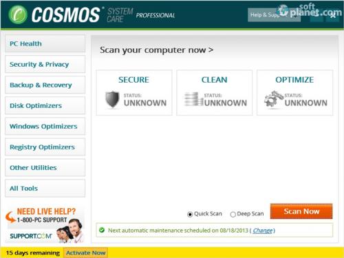 Cosmos Professional 1.0