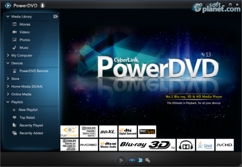 CyberLink PowerDVD Ultra 14.0.4412.58