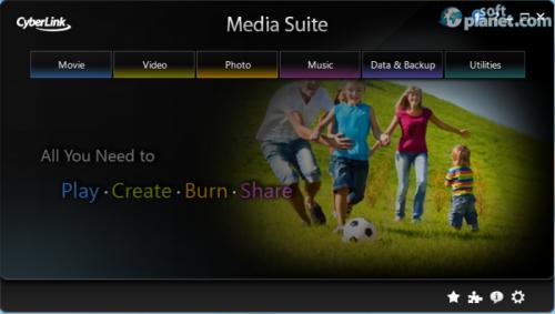 CyberLink Media Suite 12.0