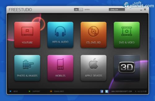 DVDVideoSoft Free Studio 6.5.1.415