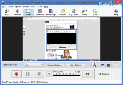 Debut Video Capture Software Pro 2.12