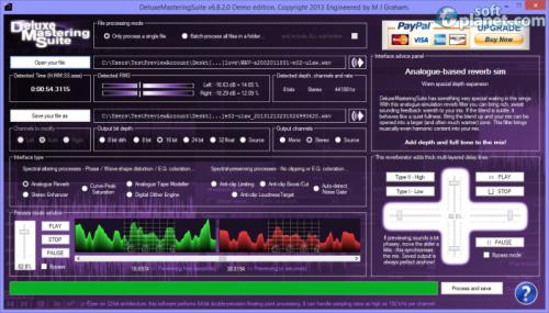 DeluxeMasteringSuite 6.8.0.0