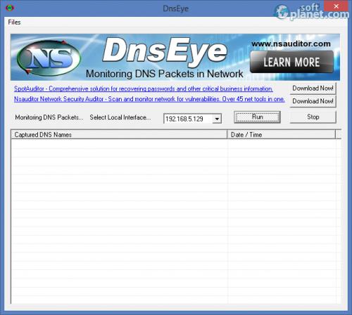 DnsEye 1.6.2