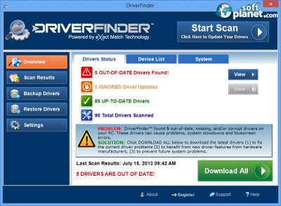 DriverFinder 3.5.0
