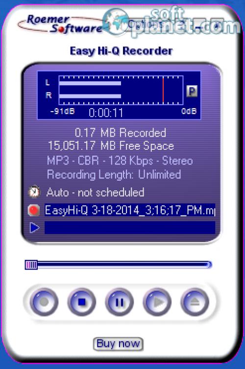 Easy Hi-Q Recorder 2.5