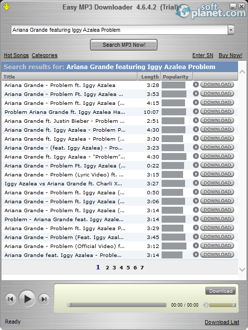 Easy Mp3 Downloader 4.6.9.2