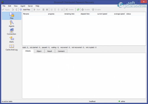 ElcomSoft Distributed Password Recovery 2.99.544