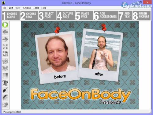 FaceOnBody 2.4.0.1