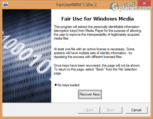 FairUse4WM 1.3 Fix-2