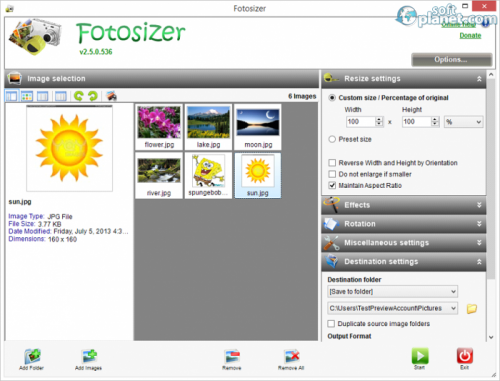 Fotosizer 2.09.0.548