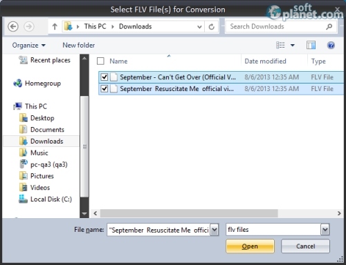 Free FLV to MP3 Converter 1.0