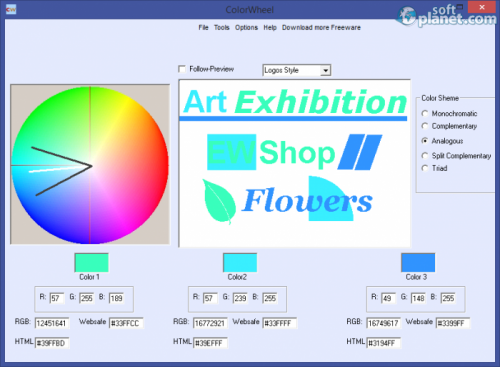 Free Colorwheel 1.2
