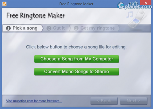 Free Ringtone Maker 2.4.0.1979