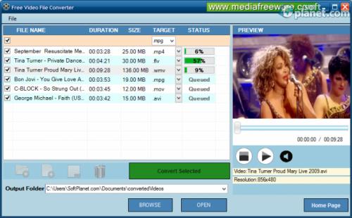 Free Video File Converter 1.0.0