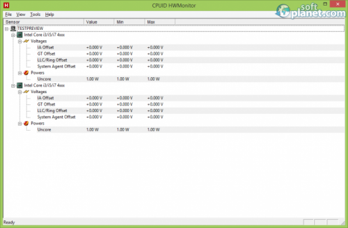 HWMonitor 1.24.0