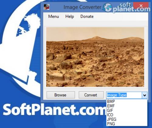 Heitman Image Converter 1.0.1
