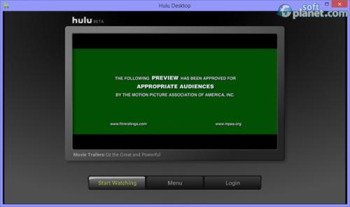 Hulu Desktop 0.9.14.1