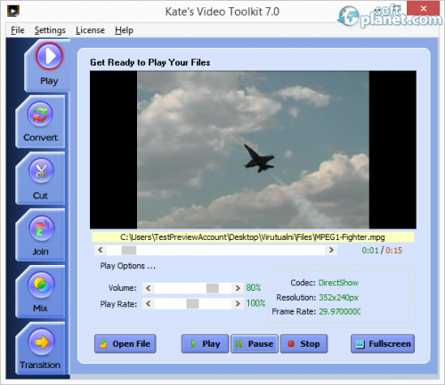 Kate's Video Toolkit 7.0