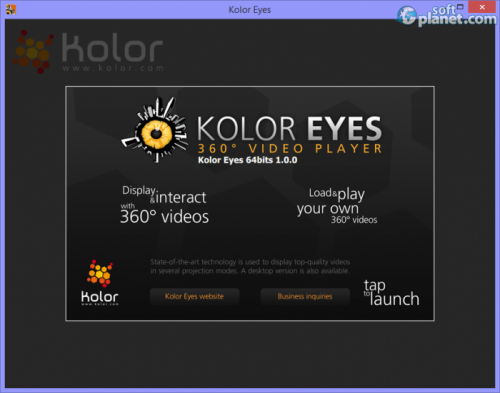 Kolor Eyes 1.0.0