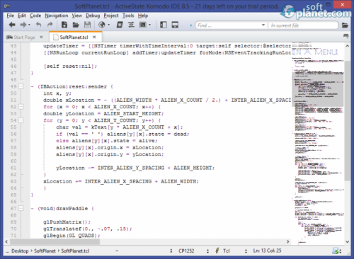 Komodo IDE 8.5.4