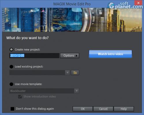 MAGIX Movie Edit Pro 2013 Plus 2013